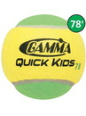 Gamma Quick Kids 78 Tennis Balls (Full Court)