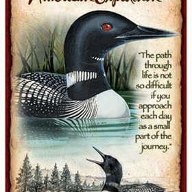 American Expedition AMEPCRD121 Loon Playing Cards
