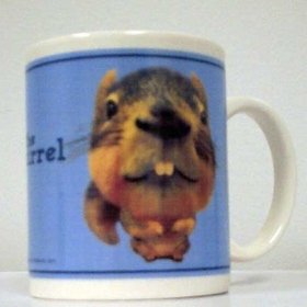 Arundale ARM27TS The Squirrel Mug