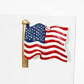 Clark Collection CC1406031 USA Flag