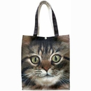 Fiddler's Elbow FET803 Long Haired Tabby Cat Tote