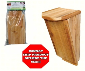 Songbird Essentials SESC00610 Bat House Kit