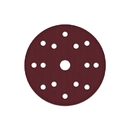 ALEKO 14SD05-5-AP 14SD05H 5 Pieces Sandpaper Discs With 15 Holes 6 Inches