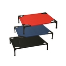 ALEKO EDB03-S-AP Basic Plus EDB03-S Elevated Pet Bed Steel Frame 24 x 19 x 7 Inches