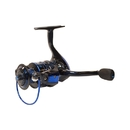 ALEKO FR9BBR Fishing Spinning Reel with Gear Ratio: 4.7:1, Blue Color