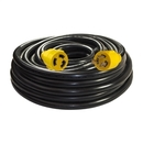 ALEKO GEC350 Generator Extension Cord ETL Listed 30A 125V 60Hz 10/3 3PIN, 50 Feet (15.2 m)