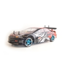ALEKO RCC1083U-AP 1083U 4WD Nitro Powered High Speed VerteX18 CXP On Road Racing Car 1/10 Scale