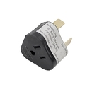 ALEKO TRV30M15F RV Electrical Adapter 30 A Male to 15 A Female Plug