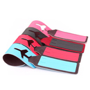 TopTie Luggage Tag PU Leather Rewritable Airplane Tags Set of 4 Travel Accessory