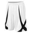 GOGO TEAM Youth Basketball Shorts, Viscose Knit