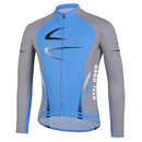 GOGO TEAM Long-Sleeve Biking Cycling Jersey, Men's