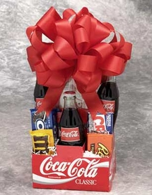 Coke-Pack, Gift Basket