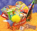 Gift Basket 818017 Deluxe Happy Birthday Care Package