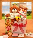 A Touch of Get Well Soon Sunshine Care Package, Gift Basket