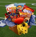Gift Basket 819351 Touchdown Game Time Care Package