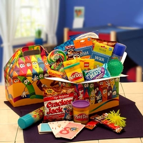 Kids Just Wanna Have Fun Care Package, Gift Basket