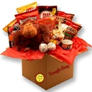 Gift Basket 819591 Tough Guy's Snack Care Package