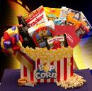 Gift Basket 820112 Movie Night Mania Blockbuster Gift Box