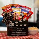 Gift Basket 820652 Family Flix Movie Night Gift Box w/ RedBox Gift Card