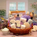 Gift Basket 8413112 The Essence of Lavender Spa Gift Basket