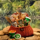 Gift Basket 85051 The Fisherman's Fishing Creel