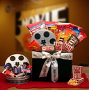Gift Basket 852132 Fathers Day Movie Fest Gift Box w/ 10.00 RedBox Card
