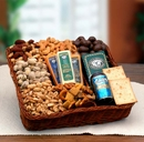 Gift Basket 852292 Snackers Delight Nut & Snack Tray