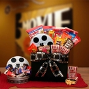 Gift Basket 852312 Movie Fest Gift Box w/ 10.00 RedBox Card