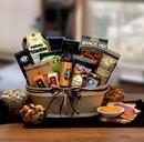 Gift Basket 852332 Gourmet Nut & Sausage Gift Basket