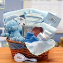 Gift Basket 890573-B Simply The Baby Basics New Baby Gift Basket