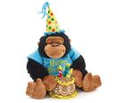 Gift Basket 9708918 Happy Birthday Musical Monkey
