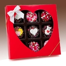 Gift Basket LF-OR9BXT8 Double Dipped Chocolate Oreo's Gift Box