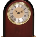Woodmark GP-993 Woodmark Mahogany Finish Arch Clock