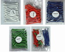 50 PCS/PACK, GOGO Golf 3 1/4 inch (8.3cm) Wooden Tees, Golf Accessories