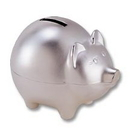 Godinger 1563 Pig Bank Satin