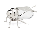 Godinger 028199016633 Bee Honey Jar