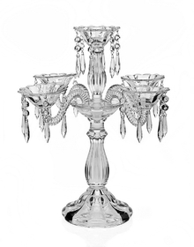Godinger 028199255353 Wellington 5 Arm Candelabra, Price/each