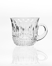 Godinger 3053 24% King Louis Punch Cup Set/4