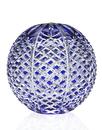 Godinger 3122B Cobalt diamond Sphere
