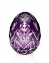 Godinger 3160A 8cm dynasty Egg Amethyst