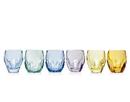 Godinger 48738 Stockholm Colored S/6 Shots