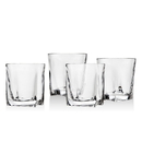 Godinger 48742 Malmo Set of 4 Double Old Fashioned Glasses