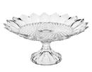 Godinger 53791 Tiara Pedestal Cake Plate