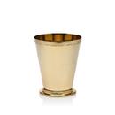 Godinger 54200 Gold Julep Cup 3-1/4