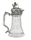 Godinger 7320 Recollection Figurine Carafe