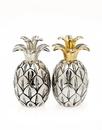 Godinger 7725 Pineapple Salt & Pepper Set