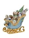 Godinger 85052 Gift Sled Trinket Box