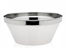 Godinger 9803 Flower Pot Salad Bowl with Server