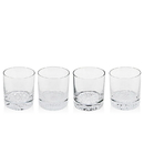 (4 Pcs @ $44.52 Pcs) Godinger 99160 Metro Double Old Fashioned Set Of 4 - Ceska