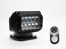 Golight 20514 LED Permanent Mount Radioray W/Wireless Remote - Black